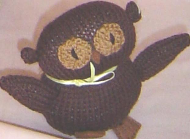 "Owl 5"" £3"