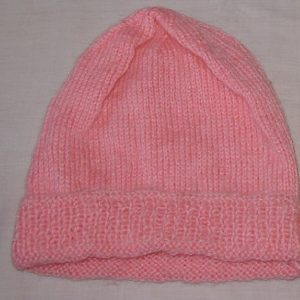Beanie £2.00 baby, £3.50 child, £5.00 adult