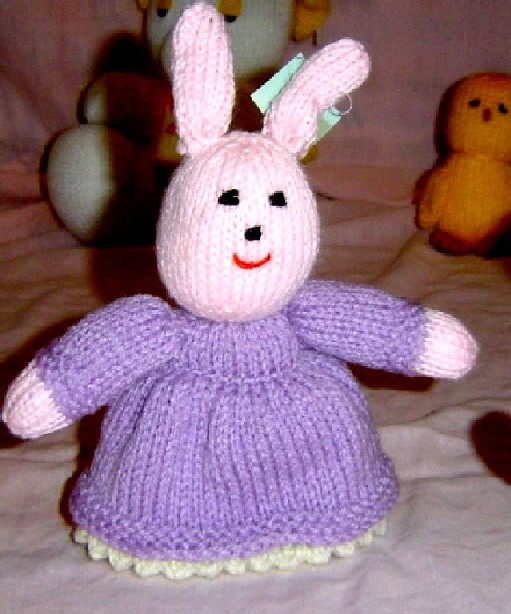 Dressed Bunny